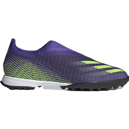 Adidas X Ghosted.3 Laceless Turf M - Energy Ink/Signal Green/Energy Ink
