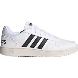 Adidas Hoops 2.0 - Cloud White/Core Black/Cloud White