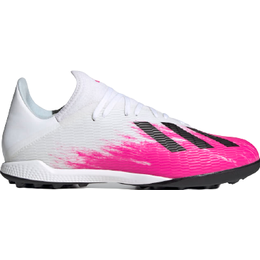 Adidas X 19.3 Turf M - Cloud White/Core Black/Shock Pink