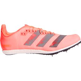 Adidas Adizero Avanti Spikes - Signal Pink/Core Black/Copper Metallic/Coral
