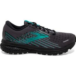 Brooks Ghost 13 GTX W - Black/Black/Peacock