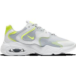 Nike Air Max 2X W - Pure Platinum/Lemon Venom/Barely Volt/Volt