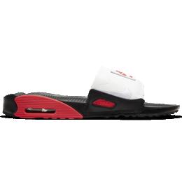 Nike Air Max 90 - Black/Chile Red/White