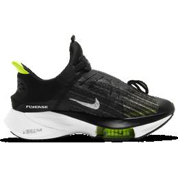 Nike Air Zoom Tempo Next% FlyEase W - Black/White/Volt/White