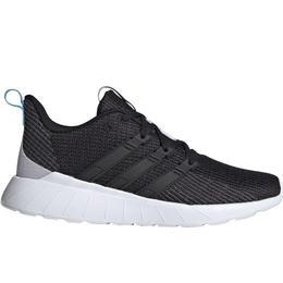 Adidas Questar Flow W - Core Black/Core Black/Bright Cyan