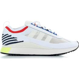 Adidas SL Andridge Primeknit W - Cloud White/Cloud White/Scarlet