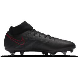 Nike Mercurial Superfly 7 Academy SG-PRO Anti-Clog Traction - Black/Dark Smoke Grey/Black