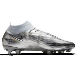 Nike Phantom Scorpion Elite Dynamic Fit FG M - Platinum/Black/Speed Yellow/Metallic Silver