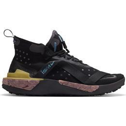 Nike ISPA Drifter Split - Black/Smokey Mauve/Thunder Grey/Cerulean