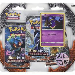 Pokémon Sun & Moon Burning Shadows 3 Booster Blister Pack