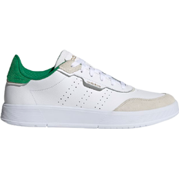 Adidas Courtrook - Cloud White/Cloud White/Green