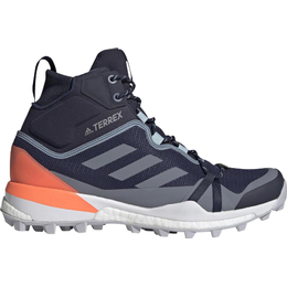 Adidas Terrex Skychaser LT Mid Gore-Tex Hiking W - Tech Indigo/Grey Three/Signal Coral