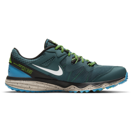 Nike Juniper Trail M - Dark Teal Green/Black/Laser Blue/Light Silver