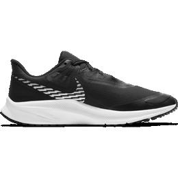 Nike Quest 3 Shield W - Black/Off Noir/White/Metallic Silver