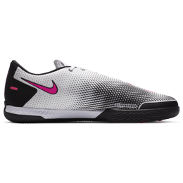 Nike React Phantom GT Pro IC - White/Black/Pink Blast