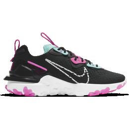 Nike React Vision W - Dark Smoke Gray/Pink Blast/Tropical Twist/White