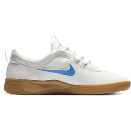 Nike SB Nyjah Free 2 - Summit White/Gum Light Brown/Light Photo Blue