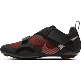 Nike SuperRep Cycle W - Black/Hyper Crimson/Metallic Silver