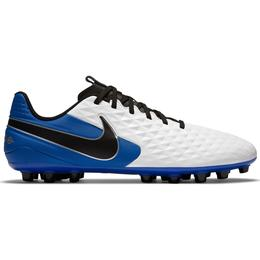 Nike Tiempo Legend 8 Academy AG - White/Hyper Royal/Metallic Silver/Black