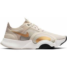 Nike SuperRep Go W - Light Orewood Brown/Metallic Gold/Dark Smoke Grey
