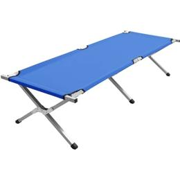 vidaXL Camping Bed 190x74cm