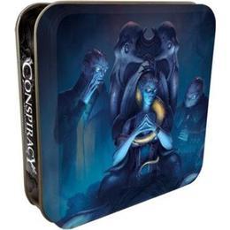 Bombyx Conspiracy Blue Blanket