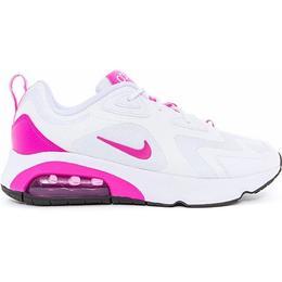 Nike Air Max 200 W - White/Black/Fire Pink