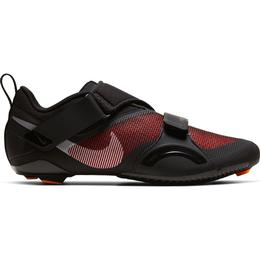 Nike SuperRep Cycle M - Black/Hyper Crimson/Metallic Silver