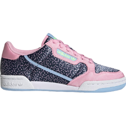 Adidas Continental 80 W - True Pink/Collegiate Navy/Glow Blue