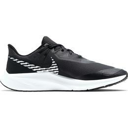 Nike Quest 3 M - Black/Dark Smoke Grey/White/Metallic Silver