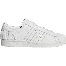 Adidas Superstar 80s M - Crystal White/Crystal White/Off White