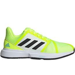 Adidas CourtJam Bounce M - Solar Yellow/Core Black/Hazy Sky