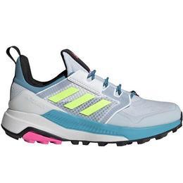 Adidas Terrex Trailmaker Hiking W - Halo Blue/Hi-Res Yellow/Crystal White