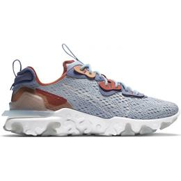 Nike React Vision M - Lt Armory Blue/Pure Platinum-Amber Brown