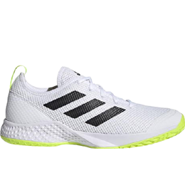 Adidas APAC Halo Male Multi Court - Cloud White/Core Black/Solar Yellow