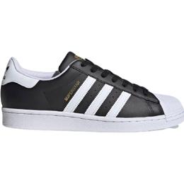 Adidas Superstar M - Core Black/Cloud White/Gold Metallic