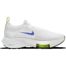 Nike Air Zoom Tempo NEXT% M - White/Volt/Black/Racer Blue