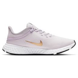 Nike Revolution 5 FlyEase W - Light Violet/Light Arctic Pink/Black/Metallic Copper