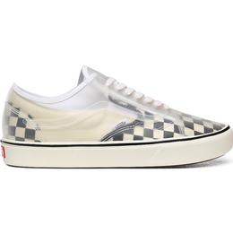 Vans Checkerboard Comfycush Slip-Skool W - Black/White