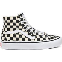 Vans Checkerboard Sk8-Hi Tapered W - Black/White