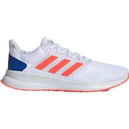 Adidas Runfalcon M - Cloud White/Solar Red/Dash Grey