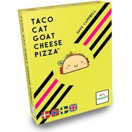 Lautapelit Taco Cat Goat Cheese Pizza