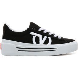 Vans Staple Sid Ni W - Black/True White