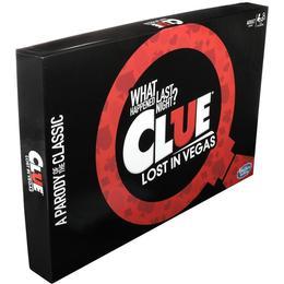 Hasbro Clue Lost in Vegas