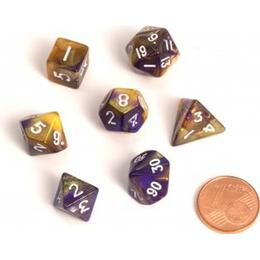 Fairy Dice RPG Set 7 Dice