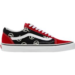 Vans Old Skool - Red/Black