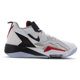 Jordan Zoom '92 M - White/Obsidian/True Red/Metallic Silver