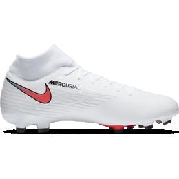 Nike Mercurial Superfly 7 Academy MG - White/Photon Dust/Hyper Jade/Flash Crimson