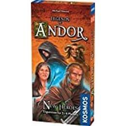Kosmos Legends of Andor New Heroes