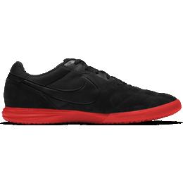 Nike Premier 2 Sala IC - Black/Chile Red/Black